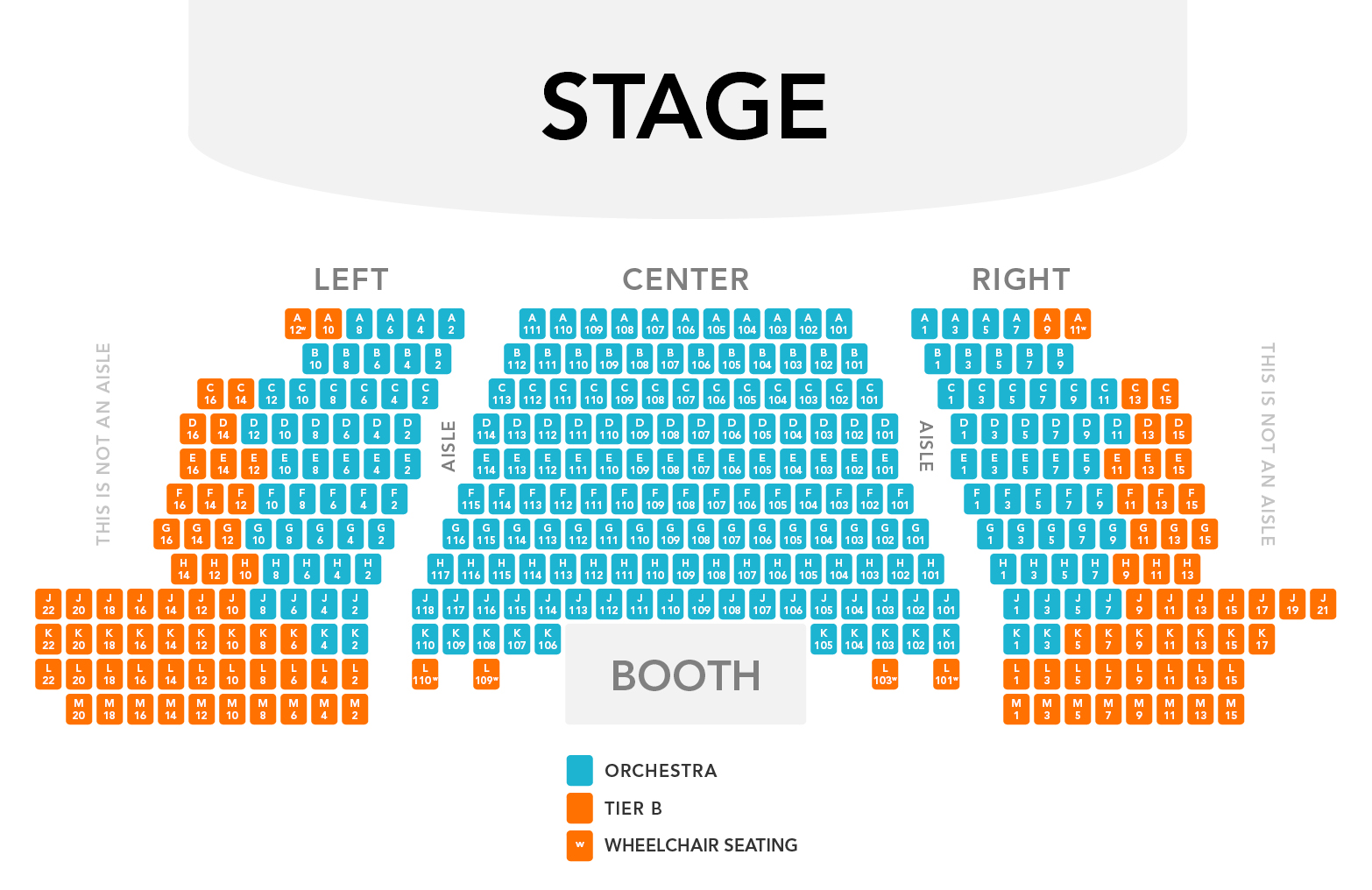 Paper mill playhouse seating chart awesome home for Restaurant seating chart app